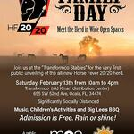 Ronda Richley - Family Day for Horse Fever 20/20