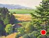 Judith's View by Michelle Murphy-Ferguson Oil ~ 11 x 14