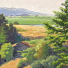 Judith's View by Michelle Murphy-Ferguson Oil ~ 11 x 14