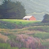 Late Afternoon Light by Michelle Murphy-Ferguson Oil ~ 30 x 40