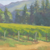 Winnette Harvest by Michelle Murphy-Ferguson Oil ~ 8 x 10