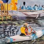 Anne Urso - 5 Week Watercolor Class #2 - DeForest