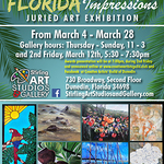 "The Creative Artists Guild - 9th Annual ""Florida Impressions"" Art Exhibit & Sale"