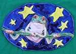Starry Starry Night by Amy Brown Clay ~ 9 x 6