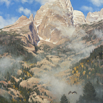 John Potter - Western Visions Art Show