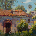 Rick Delanty - CALIFORNIA ART CLUB 20TH ANNIVERSARY EXHIBITION