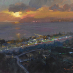 Rick Delanty - NOAPS BEST OF AMERICA SMALL PAINTINGS 2021