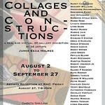 Marnie Jain - Collages and Constructions, Mixed Media