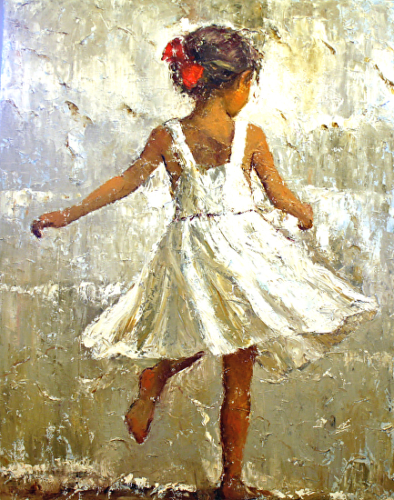 TWIRLING - Oil