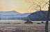 Early on a Frosty Morn, 24x36 by Perry Austin