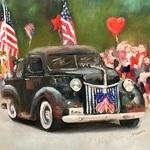 Doreen Montis - Cars in Art