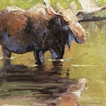 Cindy Shaw - North Lake Tahoe Plein Air Open 2019