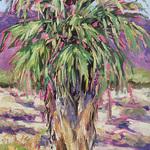 Kristen Olson Stone - Landscape Painting, The California Desert, Session 1