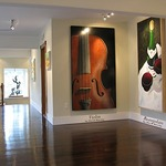 David Barclay - New Britain Museum of American Art Exhibition