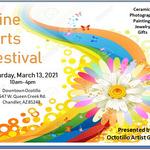 "Carol McDonald - Ocotillo Artist Group ""Spring Fine Art Show"""