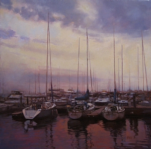 DRAWN TO WATER: Landscapes of Chicago to Michigan