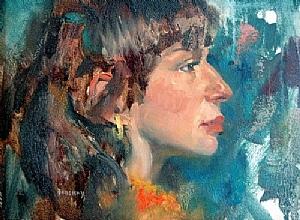 An example of fine art by Robert McKay