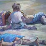 Glen Maxion - Pastel Society of North Carolina, 5th Annual International Juried Exhibition of Pastel Paintings