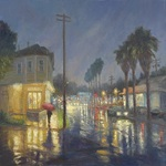 "Patris Miller - Craig Nelson ""Cityscapes: Plein Air and Studio"
