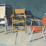 Judy Vilmain - Solo Exhibition: Dryden Gallery