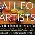 David Walker - �LVAG�s 16th Annual Juried Art Exhibit�
