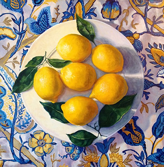 Love those Lemons II - Oil