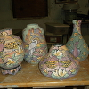 tiffany potteries