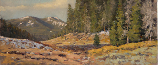 Colorado Meadow - Oil