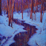 Mike Barret Kolasinski - Drawn to Water - McCord Gallery and Cultural Center Juried Art Exhibition