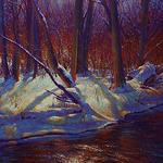 Mike Barret Kolasinski - 35th Annual International Open Exhibition - Northwest Pastel Society