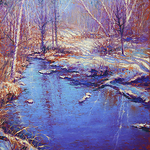 Mike Barret Kolasinski - For Pastels Only on Cape Cod, The Pastel Painters Society of Cape Cod 25th Annual National Show