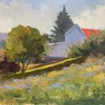 BARBARA HARRIS - Introduction to Plein Air Painting