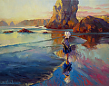 Bold Innocence -- Licensed Art Print at Great Big Canvas, Vision Art Galleries, Framed Canvas Art, and ICanvasART by Steve Henderson  ~  x