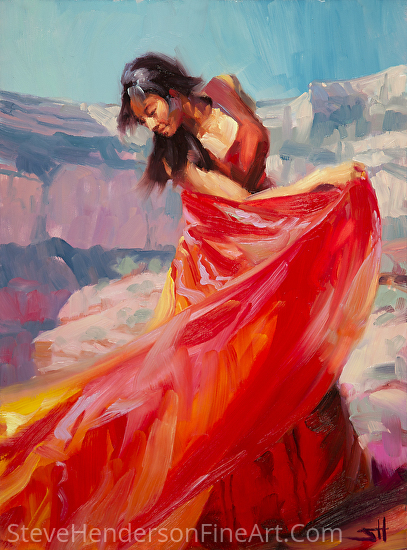 Jubilee -- Licensed Open Edition Art Print at Great Big Canvas and iCanvasART by Steve Henderson  ~  x