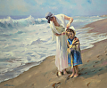 Beachside Diversions -- Licensed Open Edition Art Print at Great Big Canvas by Steve Henderson  ~  x