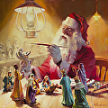 These Gifts Are Better Than Toys -- Prints, Poster, Greeting Card by Steve Henderson  ~  x