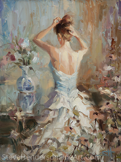 Figurative -- Licensed Open Edition Print at Great Big Canvas, Light in the Box, and Amazon.com by Steve Henderson  ~  x