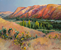 Indian Hill -- Licensed Open Edition Print at Light in the Box by Steve Henderson  ~  x