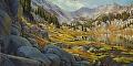 Hidden Lake -- Licensed Art Print at Vision Art Galleries by Steve Henderson  ~  x