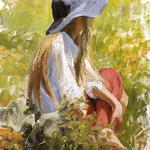 Trent Gudmundsen - American Impressionist Society - Small Works Showcase National Juried Exhibition