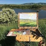Todd Telander - Plein Air Painting