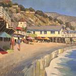 Mark Fehlman - On Location in Malibu 2021  California Art Club