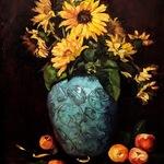 Pam Lendi - Brighton Eye 4 Art Juried Show
