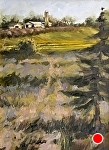 """Leelanau Farm"" by Neil Walling Oil ~ 24"" x 18"""