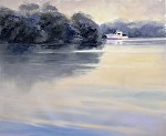 """Early Morning"" by Neil Walling Oil ~ 16"" x 20"""