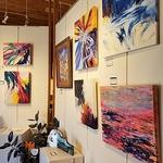 Ree McLaughlan Brown - Gallery 10 ~ Ree McLaughlan Brown is featured Artist for April 2021