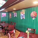 Ree McLaughlan Brown - Art in Public Places - Rosebud's Cafe