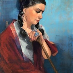 Art for Collectors - Pure Color, Pastel Society of North Carolina