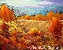 Fall Glory by Neil Patterson Oil ~ 24 x 30