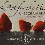 Cherry Creek Art Gallery - Online Art Show to Benefit Project Angel Heart